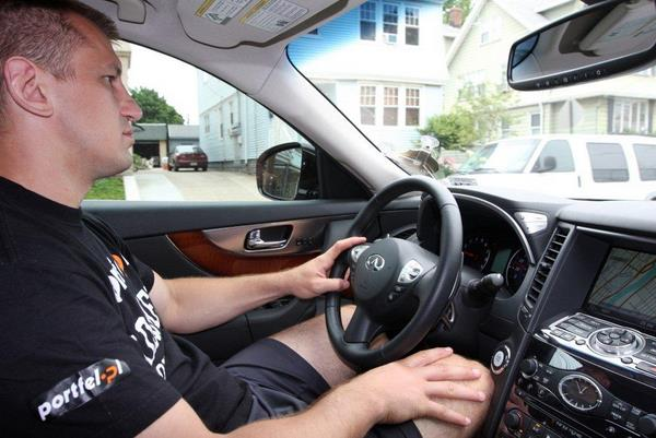 Томаш Адамек приобрёл новое авто