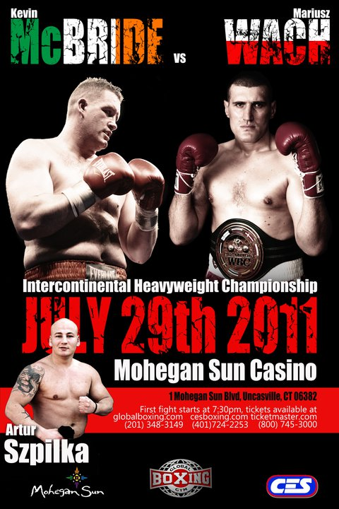 Polish Boxing updates 20110729-gbp