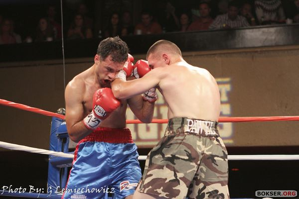 Polish Boxing updates Wolak098