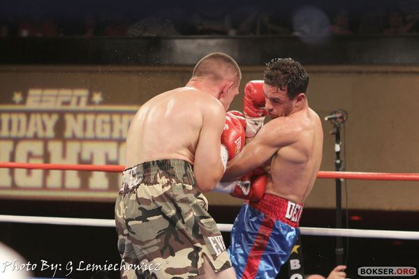 Polish Boxing updates Wolak141