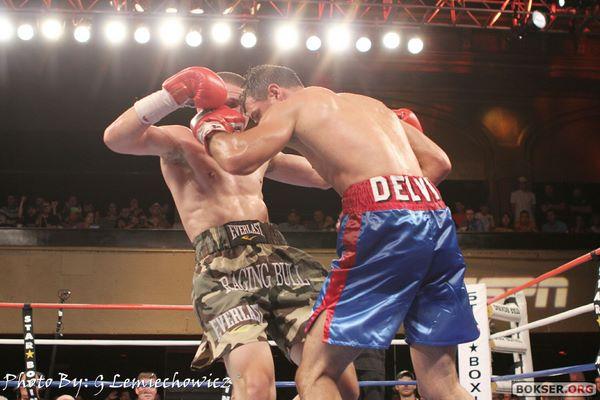 Polish Boxing updates Wolak206