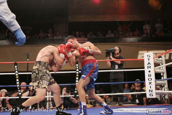 Polish Boxing updates Wolak299
