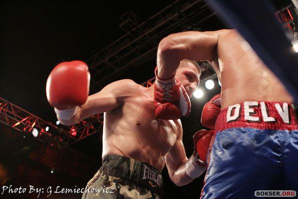 Polish Boxing updates Wolak335
