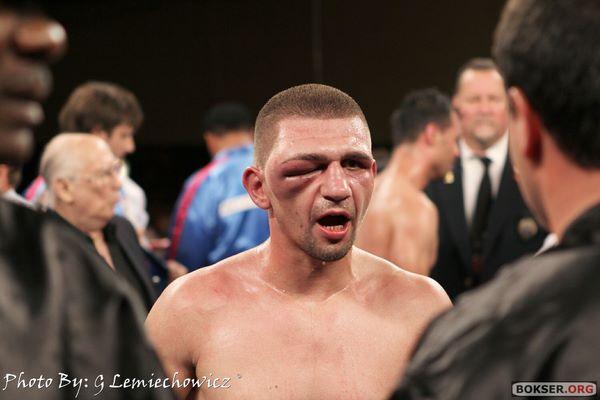 Polish Boxing updates Wolak807