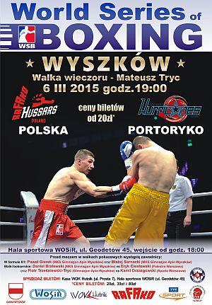 WSB: POLSKA vs PORTORYKO