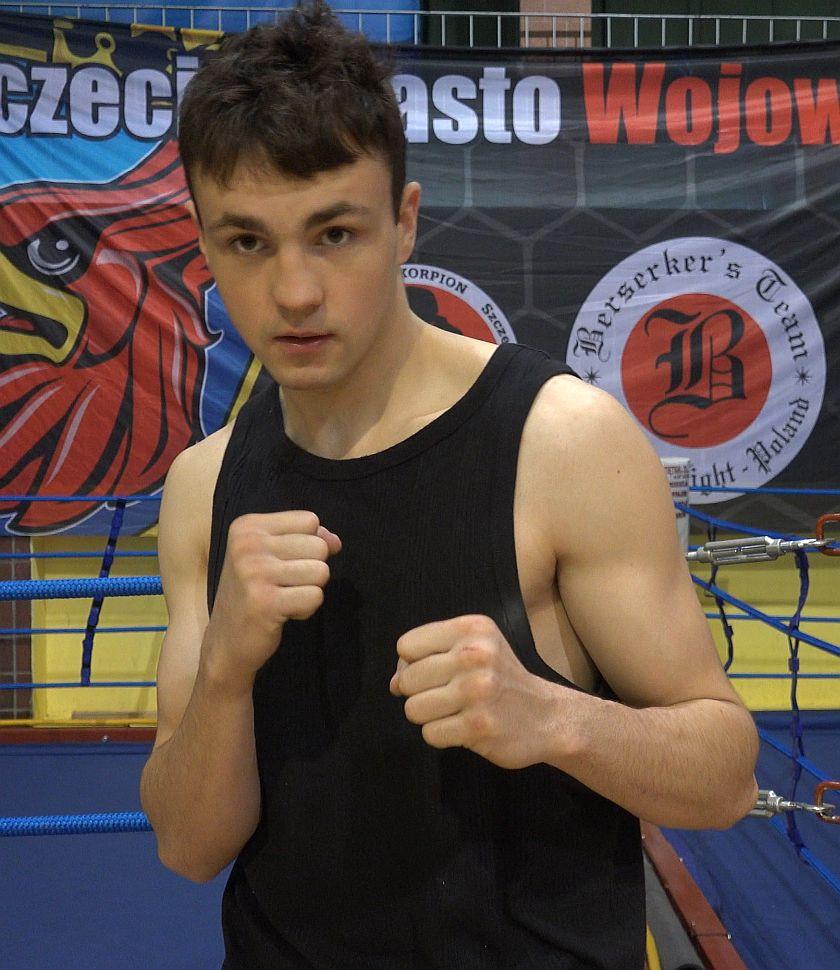 Mateusz Wojciechowski (75kg)