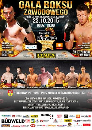 Budwelt Boxing Night