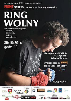 HEAVY FIGHT 'RING WOLNY'