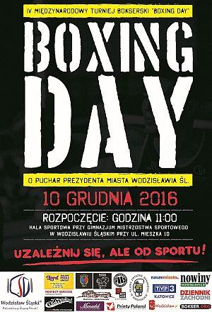 KSW ODRA BOXING DAY