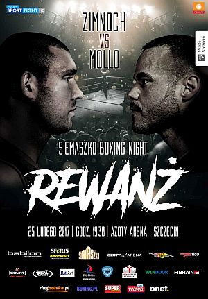SIEMASZKO BOXING NIGHT