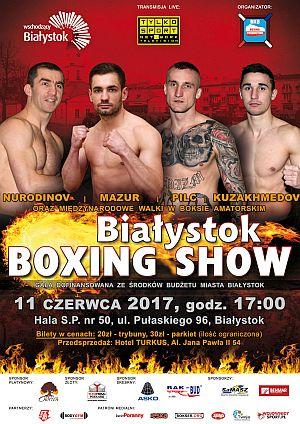 Białystok Boxing Show