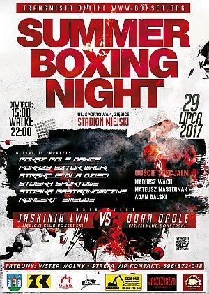Summer Boxing Night