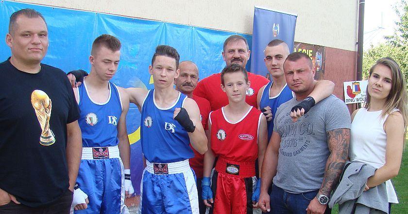 XV Galobiesiada w Łysomicach - do walki stają młodzi pod opieka trenerów