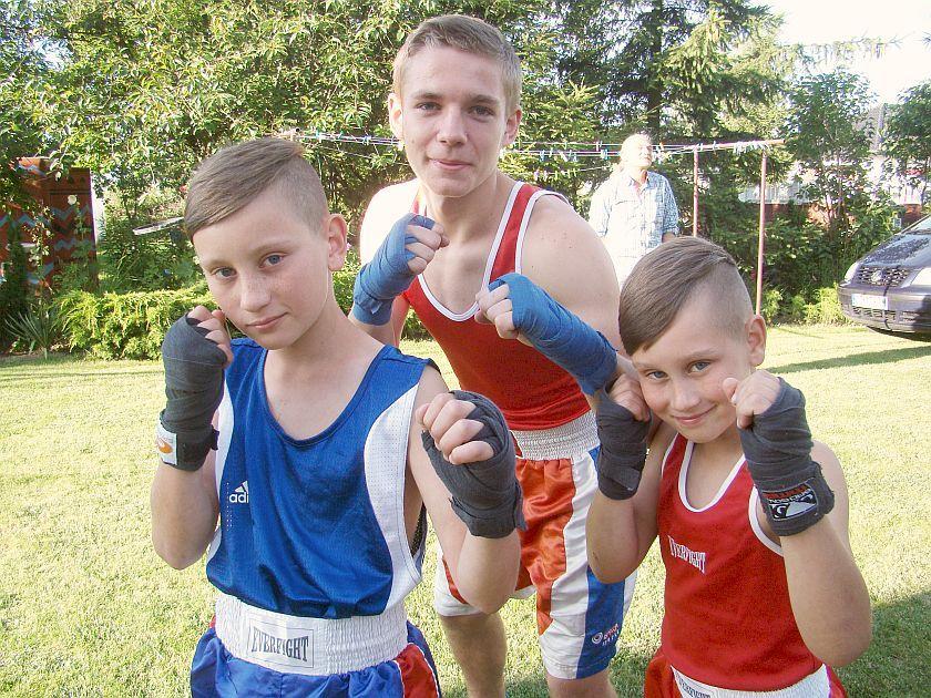 XV Galobiesiada w Łysomicach - do walki stają młodzi