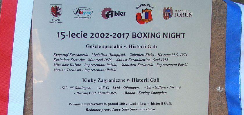 XV Galobiesiada w Łysomicach - pamiątkowa tablica