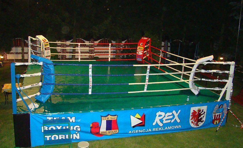 XV Galobiesiada w Łysomicach - pozostał pusty ring