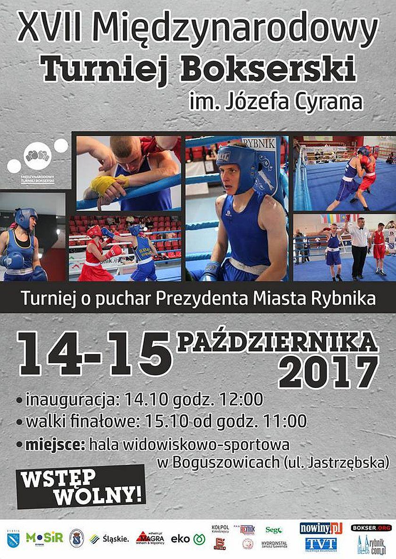 Międzynarodowy Turniej im. Józefa Cyrana w Rybniku