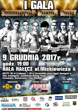 Szamotuły Boxing Night