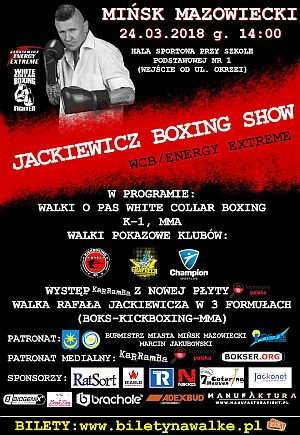 TR BOXING SHOW