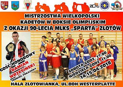 Mistrzostwa Wielkopolski - Złotów 2018 eliminacje do OOM w Koninie