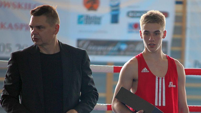 Radosław Kliś (BKB Beskidy Bielsko-Biała) vs Wojciech Matuszek (BKB Beskidy Bielsko-Biała)