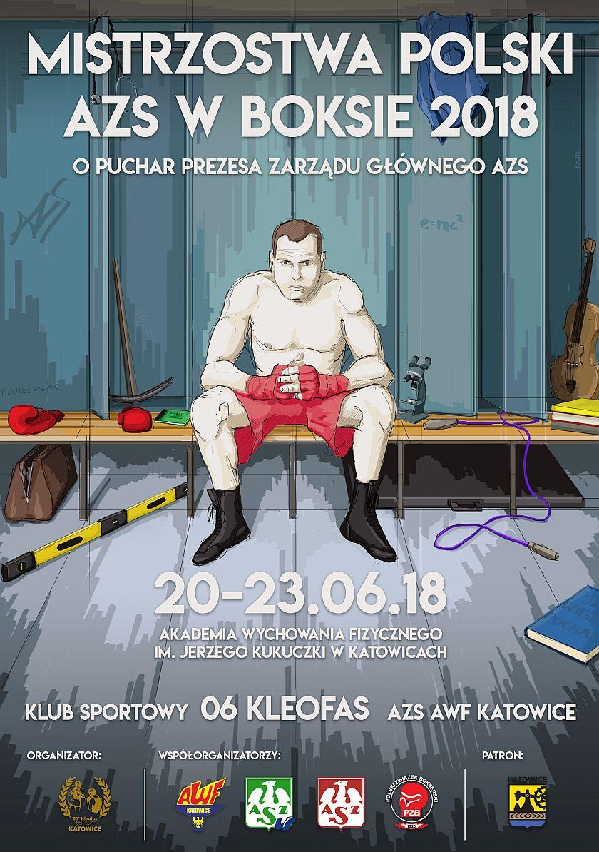 Mistrzostwa Polski Studentów AZS 06 Kleofas Katowice