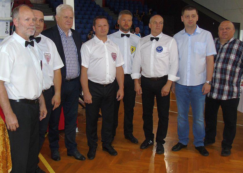 Wiesław Andrzejczak, Adam Pawełek, Krzysztof Byrdy, Henryk Wilk
