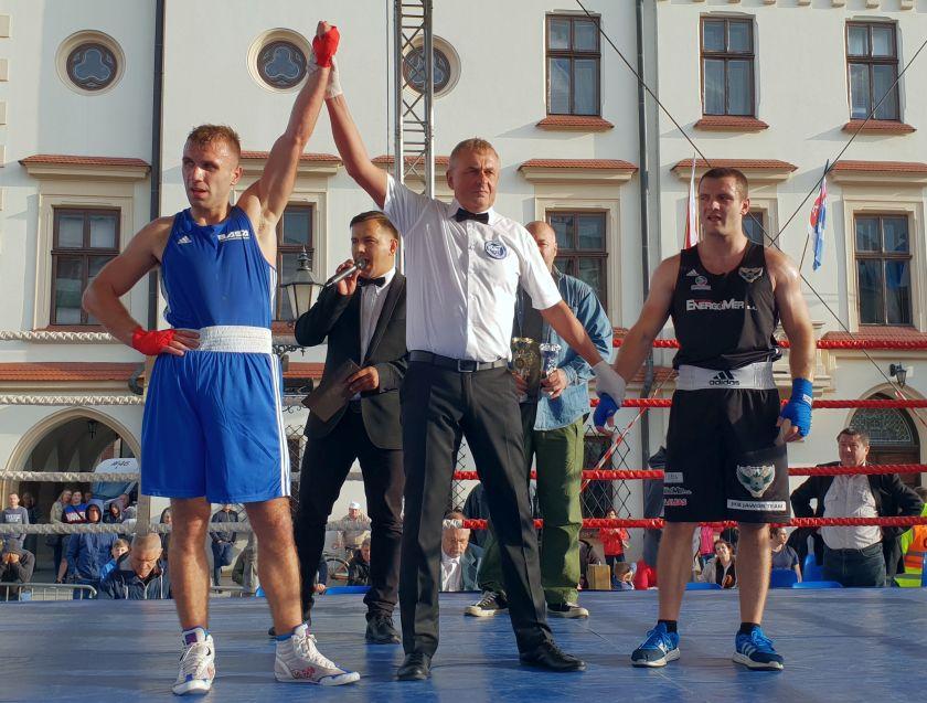 Klemens Szczepanik wygrywa na X Turnieju im. Stanisława Kiliana