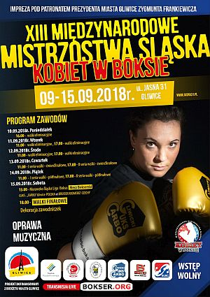XIII MMŚ 2018 Gliwice
