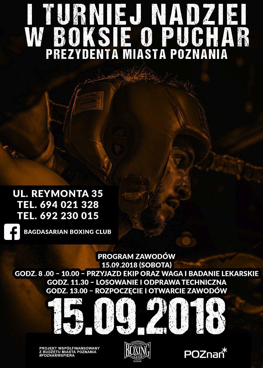 I Turniej Nadziei w Poznaniu