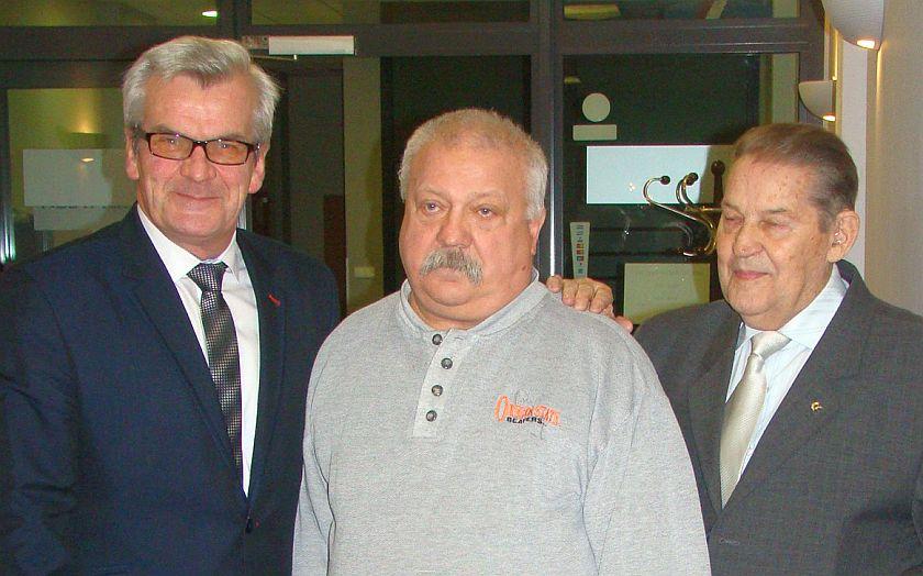 Nowi członkowie Klubu Seniora Boksu w Bydgoszczy - Jędrzej Stanecki