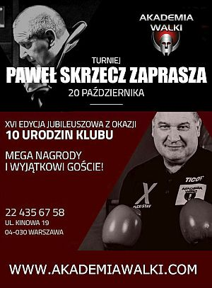 Paweł Skrzecz Zaprasza