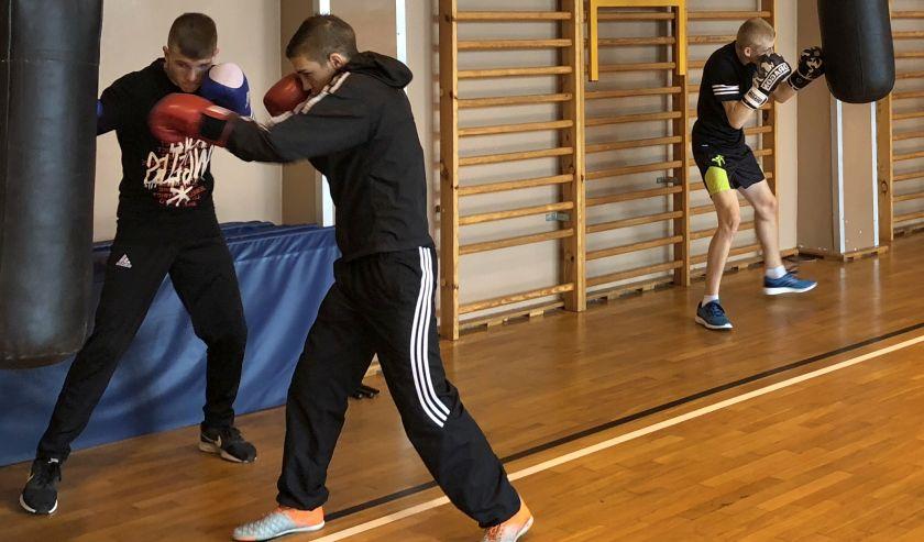 Kadeci ostro trenują przed Mistrzostwami Europy w Cetniewie