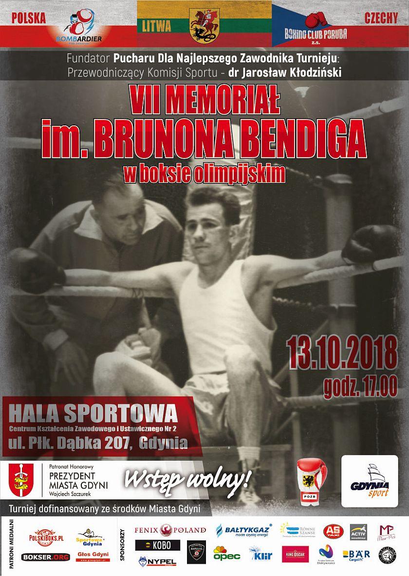 VII Memoriał Brunona Bendiga z Marianem Kasprzykiem