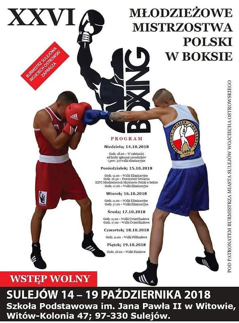 XXVI Młodzieżowe Mistrzostwa Polski w Sulejowie