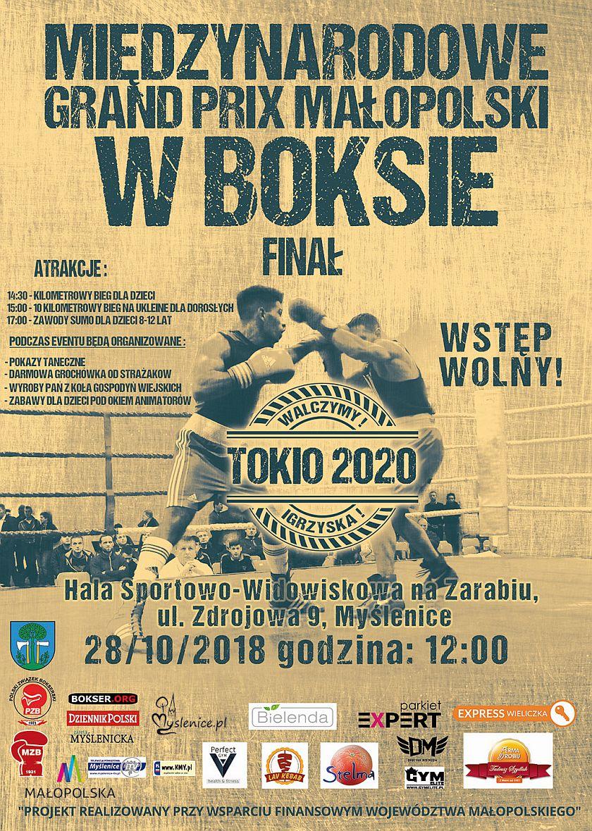 Międzynarodowe Grand Prix Małopolski - wielki finał w Myślenicach