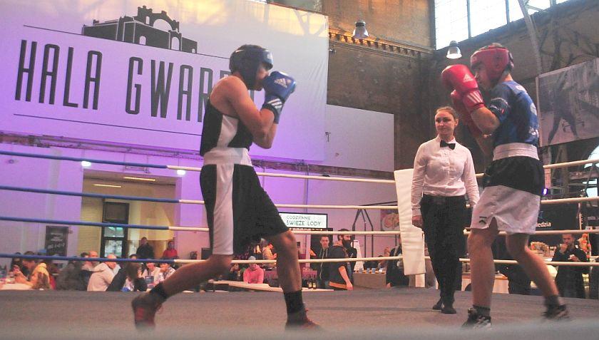 Landowski Boxing Night w warszawskiej Hali Gwardii