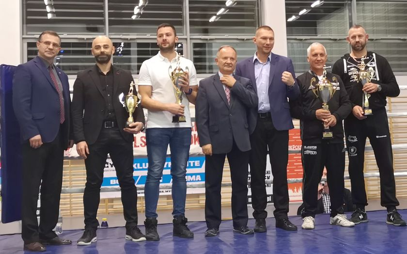 Najlepsze kluby Międzynarodowego Grand Prix - wyróżnienia 2018 - Myślenice