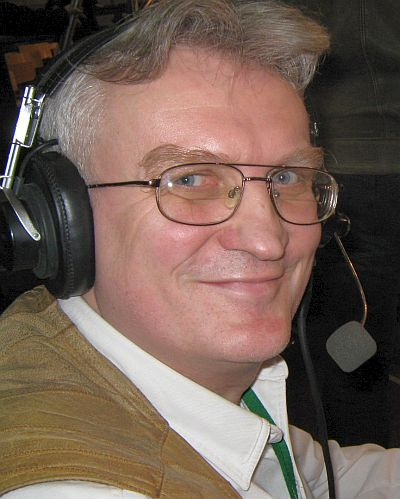 Sławomir Ciara redaktor sportowy i dziennikarz