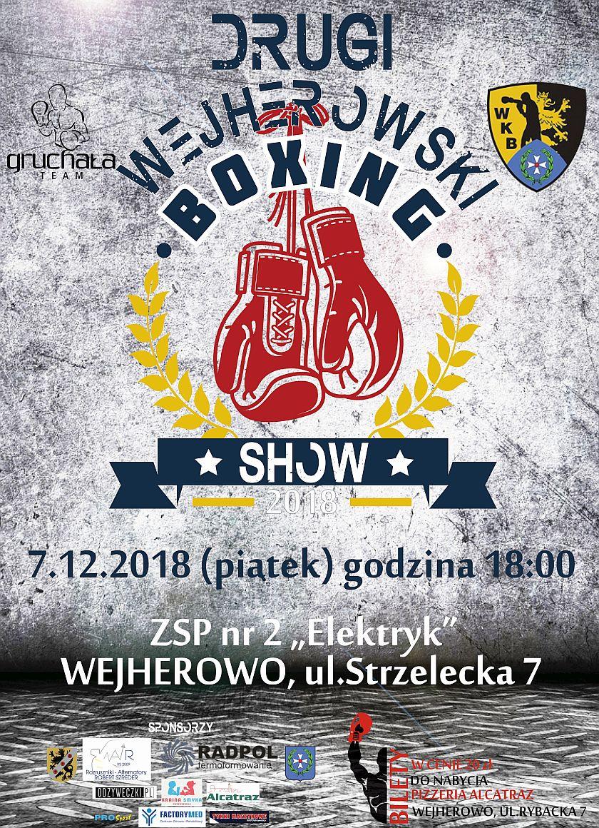 Wejherowski Boxing Show 2018