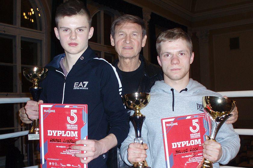 Jubileuszowy Turniej Bokserski o Puchar Włókiennika w Łodzi