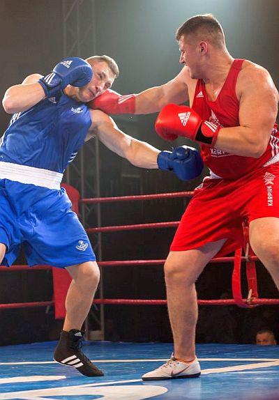 II Wejherowski Boxing Show 2018
