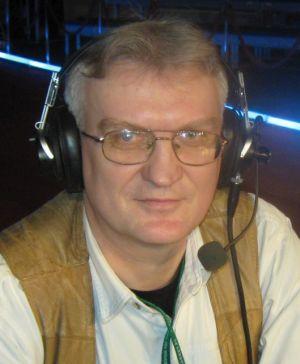 Redaktor Boksu Olimpijskiego Sławomir Ciara