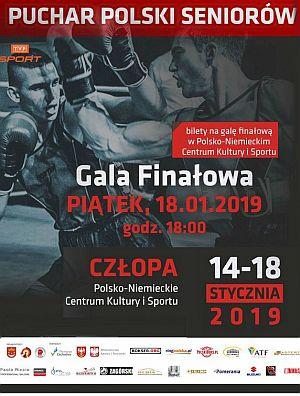 Puchar Polski Seniorów 2019