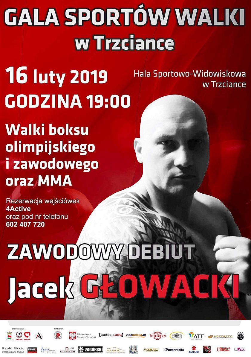 Pierwsza Gala Głowackiego w Trzciance