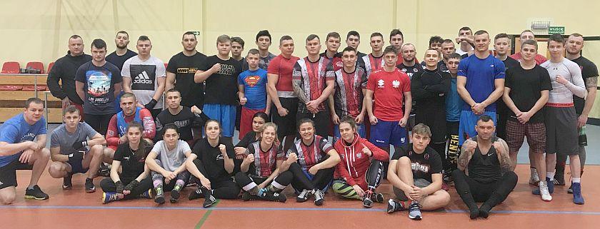 Mocne ferie w Szczecinku z Skorpion Szczecin i zawodnikami MMA  z KSW i FEN