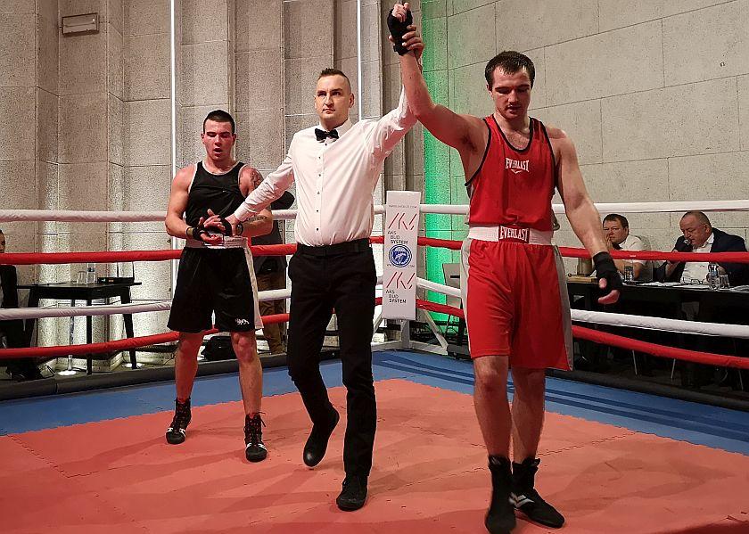 Kategoria 91kg Timofiej Kuptcov vs Seweryn Michalski