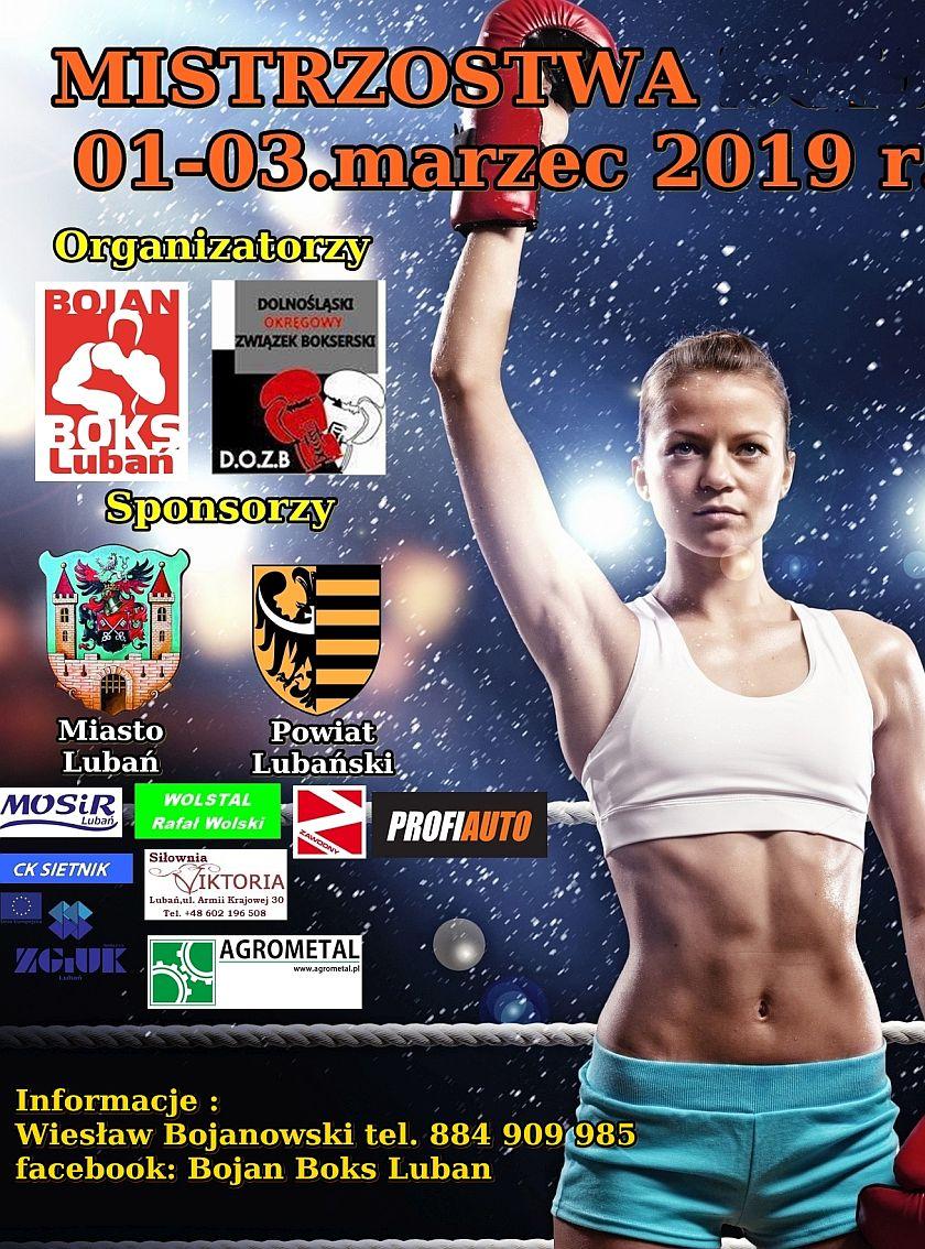 Mistrzostwa DOlnego Śląska w Lubaniu