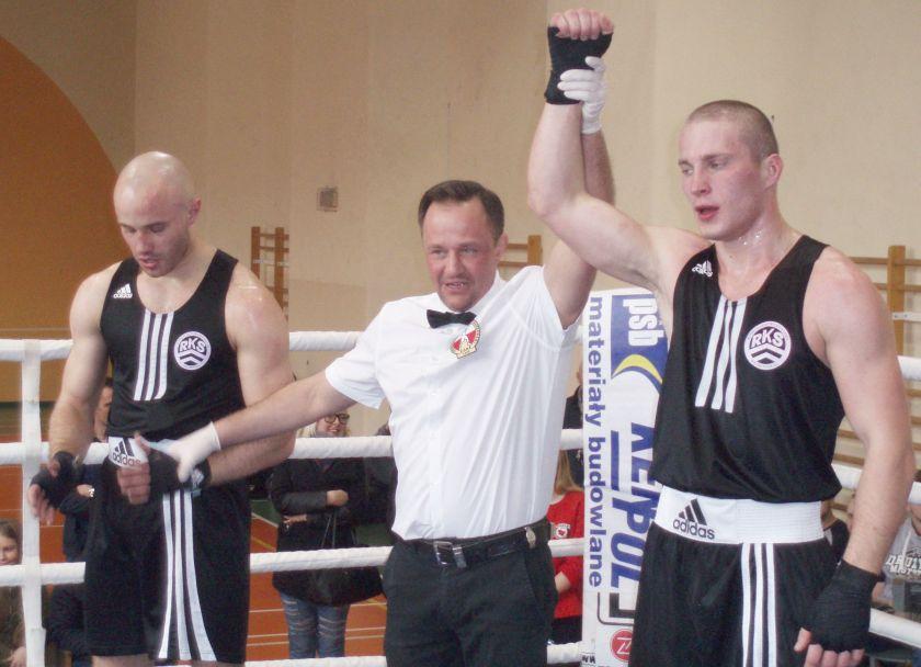 Mistrzostwa Województwa Łódzkiego w Boksie