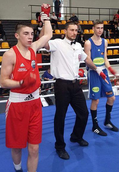 Półfinały XXVI Mistrzostw Polski Juniorów w Boksie